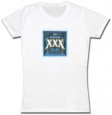 Molson XXX Women's Babydoll T-Shirt