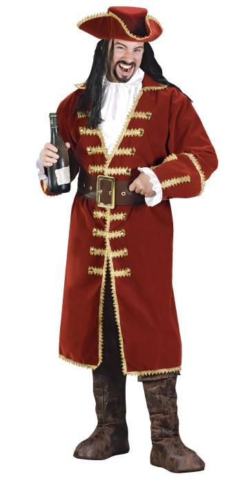 Unofficial Captain Morgan Costume