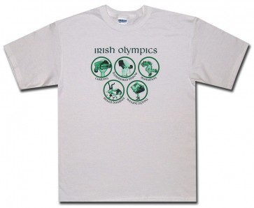 Irish T-Shirt - Irish Olympics T-Shirt
