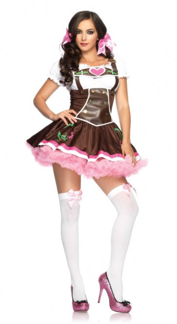 Lil German Girl : Beer Girl Costume