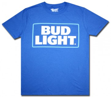 Bud Light Blue T-Shirt