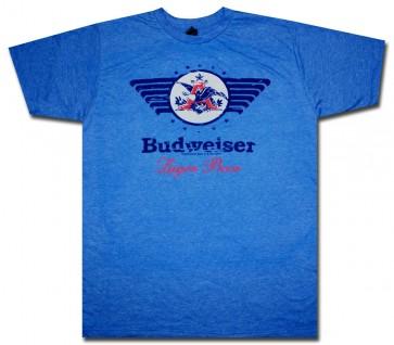 Vintage Blue Budweiser Comfort T-Shirt