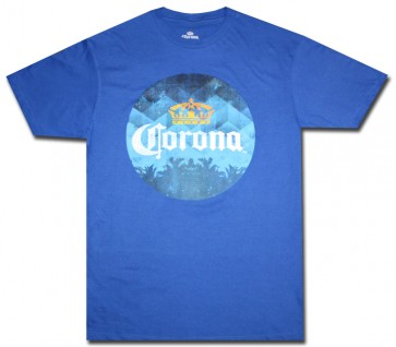 Blue Corona T-Shirt