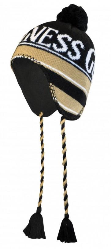 Knit Peruvian Guinness Beanie