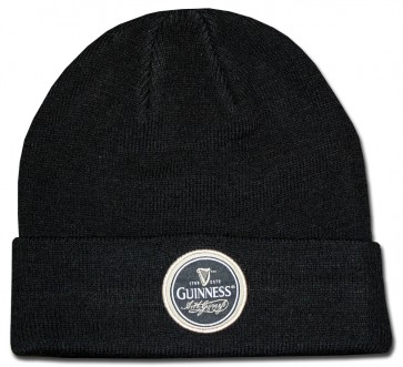 Knit Guinness Beanie