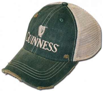 Guinness Retro Mesh Hat