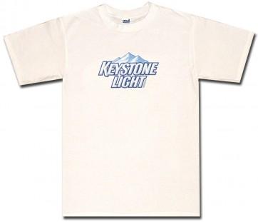Keystone Light Shirt : Logo T-Shirt