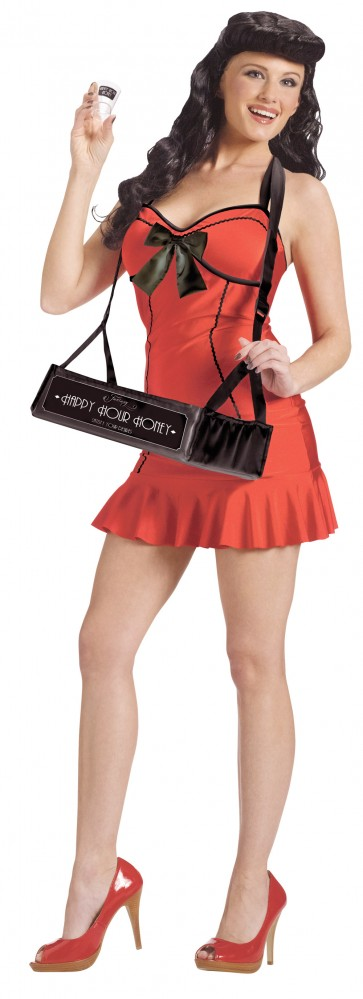 Happy Hour Honey Women's Costume : Sexy Dress