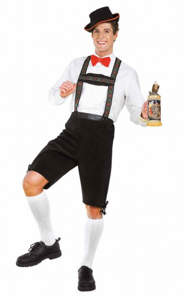 Lederhosen Costume : Hansel Beer Guy