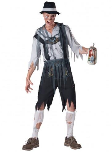 Zombie Lederhosen Costume : OktoberFEAST