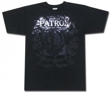 Patron T-Shirt - Agave Silver Foil T-Shirt
