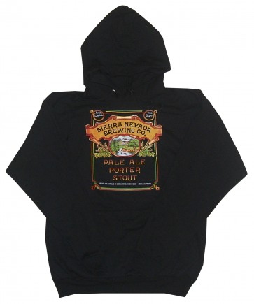 Sierra Nevada Hoody - Black