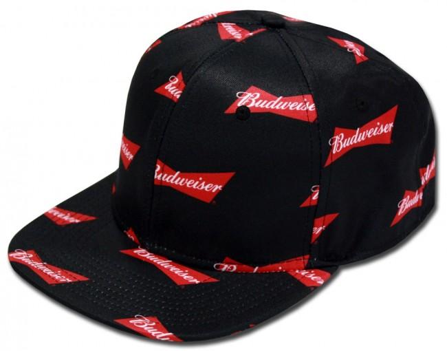 3eceedf0354d6 Budweiser Logo Spread Urban Hat