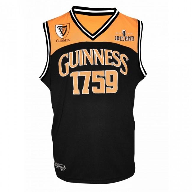Guinness Beer Basketball Jersey Beertees Com