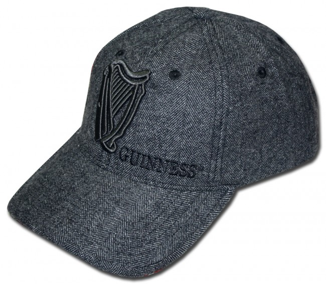 c0d6d2a282be6 Home  Guinness Trendy Harp Hat. Front