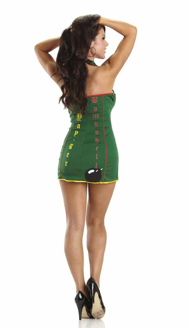 Unofficial Jager Bomb Costume Women S Day Ger Bombshell