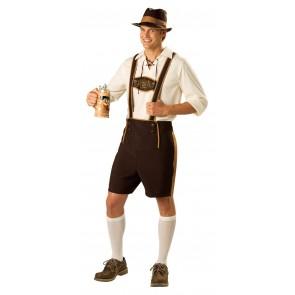 Bavarian Beer Guy Costume : Lederhosen
