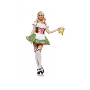 Gretchen Beer Girl Costume