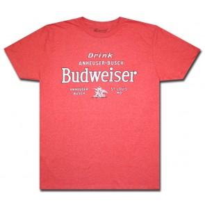 Anheuser Busch Budweiser Vintage T-Shirt