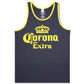 Corona Extra Blue Men's Tank Top