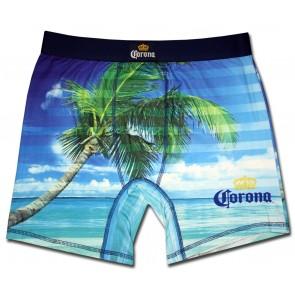 Corona Extra Beer Beach Boxers