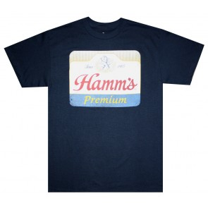 Navy Hamm's Premium Label T-Shirt