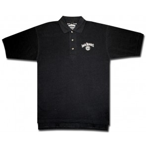 Jack Daniel's Polo Shirt : Old No 7 Logo