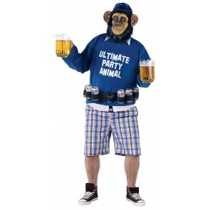 Party Animal Costume Plus Size