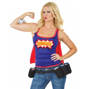 Beer Girl Refreshinator Costume