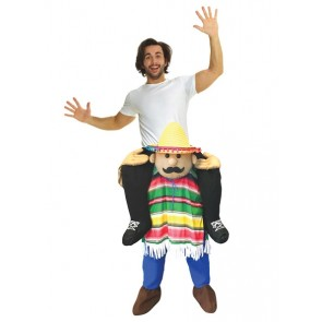 Cinco de Mayo Piggy Back Costume