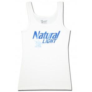 Natural Light Ladies Tank Top