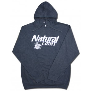 Natural Light Pullover Hooded Sweatshirt