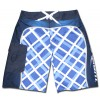 Bud Light Board Shorts : Crossed Stripes